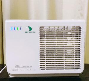 コロナウイルス対策に低濃度オゾン発生装置