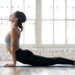 YOGA骨格で身体を支える